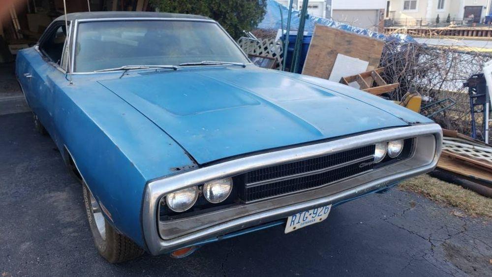 Craigslist Find: 1970 Dodge Charger