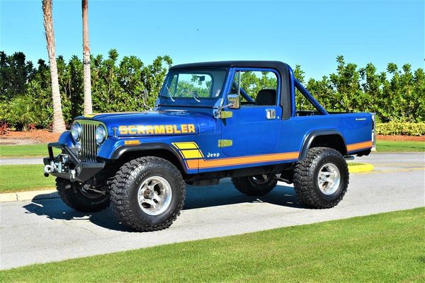 Which Jeep CJ Would You Choose?