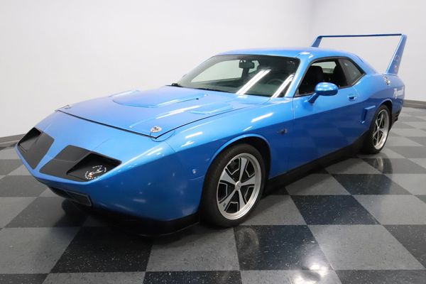Fly With This 2010 Dodge Challenger Superbird