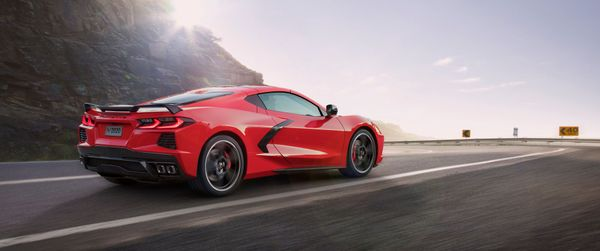 Right-Hand-Drive C8 Corvettes Confirmed