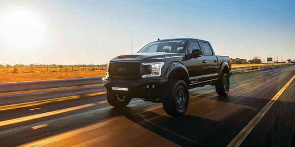 Ford F-150 Channels Its Inner Supercar As The Hennessey Venom 775