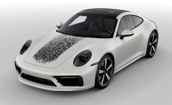 This 2020 Porsche 911 Option Is The Ultimate Custom Touch