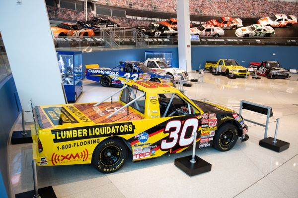 Happy 25th Birthday, NASCAR Trucks!