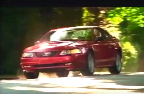 Watch These SN95 Ford Mustang Commercials