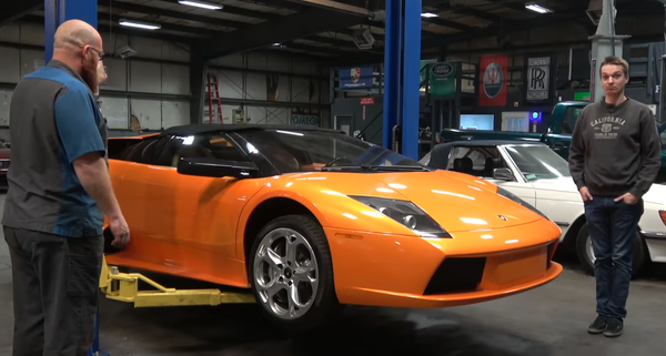 This Is What A Cheap Lamborghini Costs To Fix