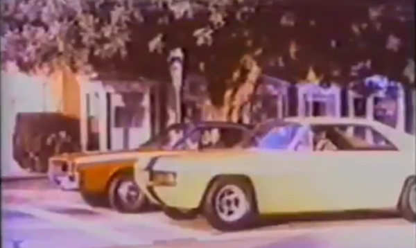 1968 AMC Javelin Commercial Is Appropriately Quirky