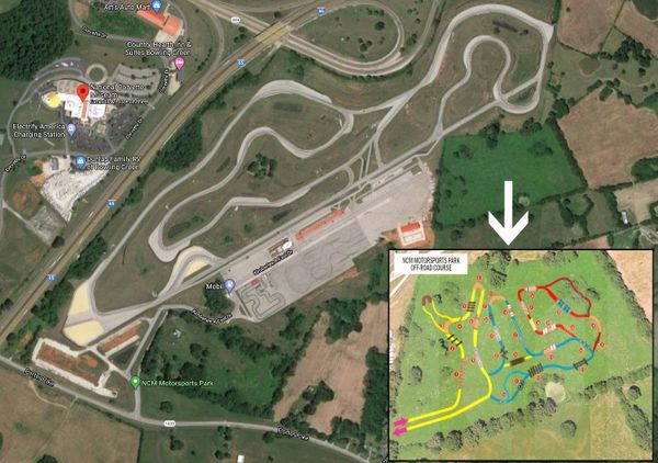 NCM Motorsports Park Adding Off-Road Obstacle Course