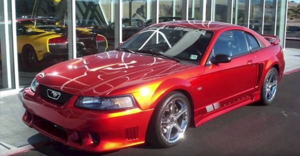 The Backstory Of The Crushed Saleen Mustang In 2Fast 2Furious Crash Scene