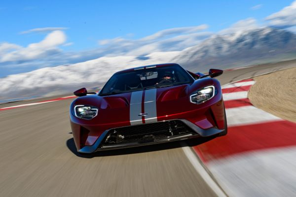 Alleged Ford GT Flip Scheme Ends In Lawsuit