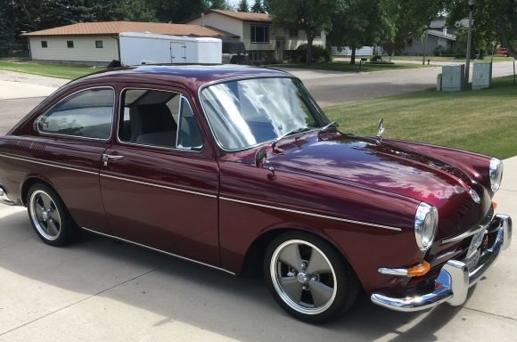 Son Finds, Restores Father's 1967 VW Type 3