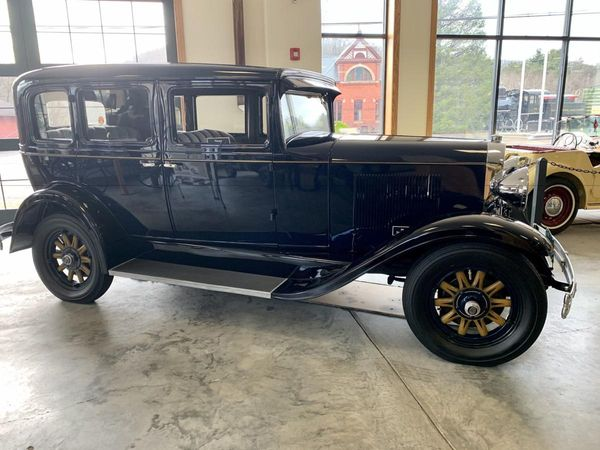 Museum Of Transportation Displays 1930 Oldsmobile