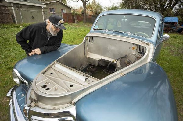 Arrest Made On Mechanic Accused Of Destroying Classic Cars