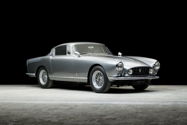 1956 Ferrari 250 GT Berlinetta Prototipo Surfaces For Sale