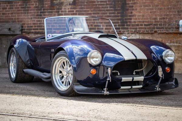 Own This Insane 1965 Shelby Cobra CSX 4000