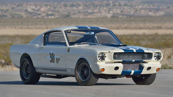 Ken Miles Shelby GT350R Headed To Mecum May Surpass Bullitt Record