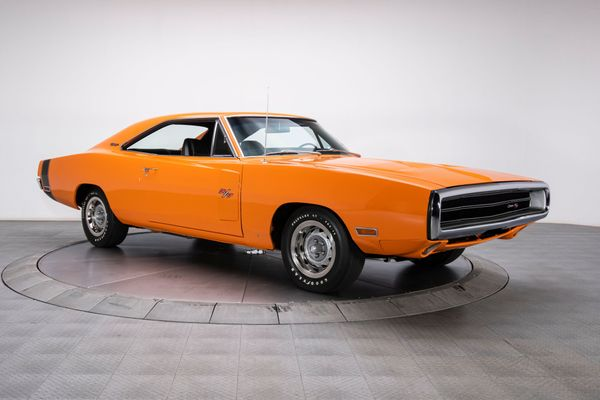 Restored 1970 Dodge Charger R/T Looks Factory Fresh