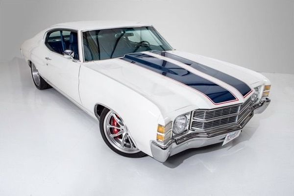 Glorious 1971 Chevy Chevelle Restomod Is Up For Sale