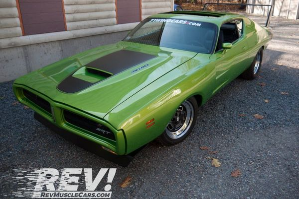 Check Out This Pair Of One-Off '70s Mopar Muscle Cars