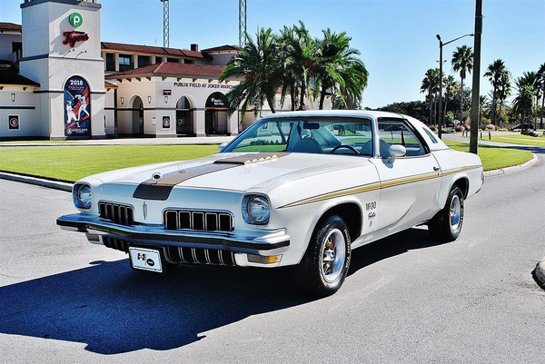 Turn Heads In A Rare 1973 Oldsmobile Hurst Cutlass W-30