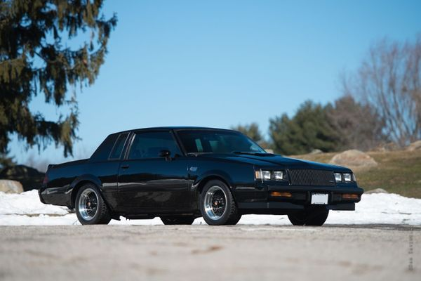 Rip It With A 1987 Buick Regal Grand National