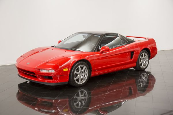 One-Owner 1994 Acura NSX Is Show Ready