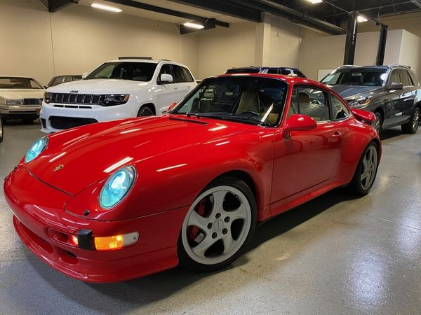 Guards Red 993 Porsche 911 Turbo Is An Air-Cooled Icon