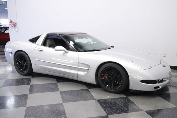 Live Your Fantasies In This Blown 2002 Chevy Corvette