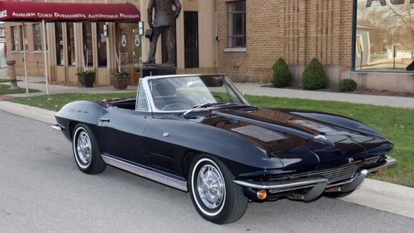 What Would You Do To Win This 1963 Corvette?