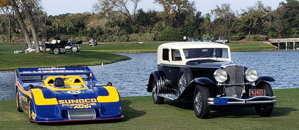 Porsche and Duesenberg Emerge as Best of Show Winners at Amelia Island