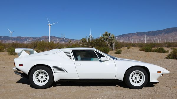 Driven Restores Carroll Shelby's DeTomaso Pantera