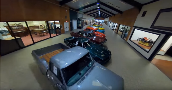 Watch Drone Video Of The Classic Auto Mall