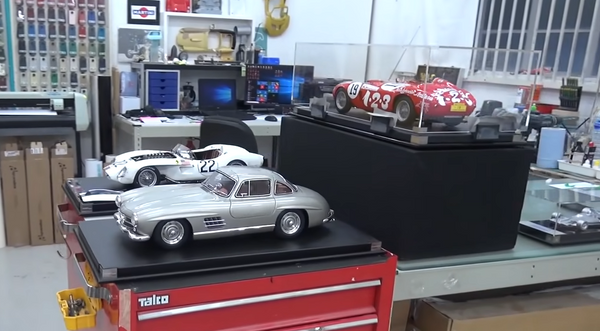 See How Amalgam Collection Model Cars Are Made
