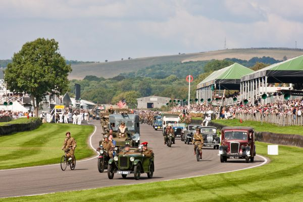 Indy 500, Goodwood Festival of Speed Join List Of Postponed Events
