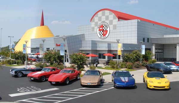 National Corvette Museum To Close After March 18 For Coronavirus Outbreak