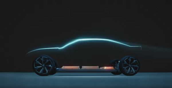 Did GM Just Drop A Hint For An Electric Camaro?