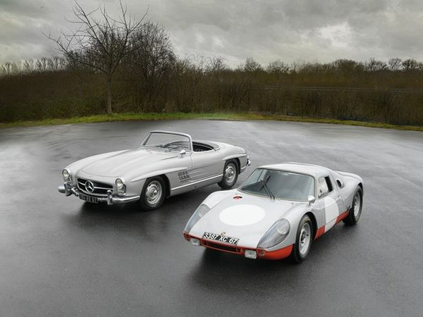 94-Car Petitjean Collection Auctions Online For $8.1M