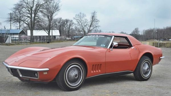This 1968 Chevy Corvette Is The Earliest C3 Known To Exist