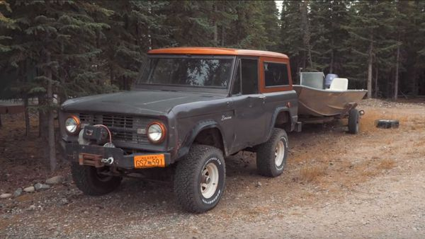 Ford Bronco 'Barn Find' Fleet Explored