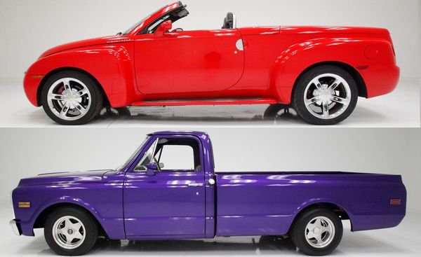 Which Chevrolet Truck Would You Buy For Under $25K?