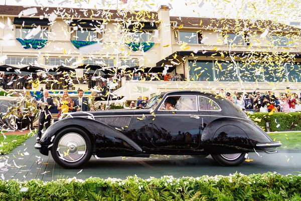 70th Pebble Beach Concours Postponed To 2021 Due To COVID-19