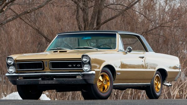 The Real Tiger King: Pontiac's 1965 Hurst GeeTO Tiger Is Mecum Bound