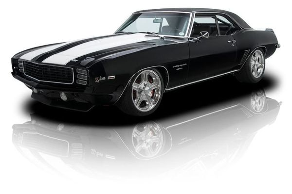 Chase Down Speed Records With This 1969 Chevy Camaro