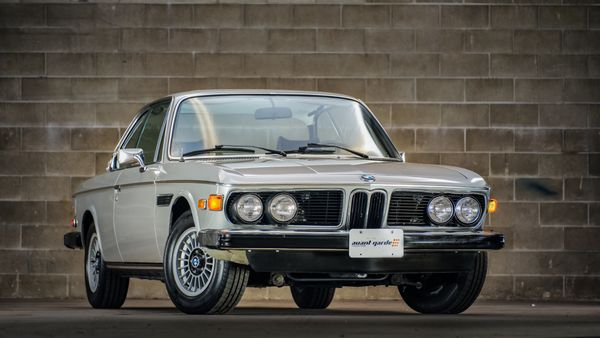 Original, Two-Owner 1974 BMW 3.0CS Sold For $79,500