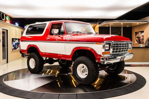Which Big-Body Bronco Is Your Favorite?