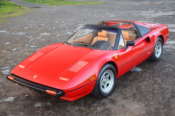 Unleash Your Inner Magnum P.I. In A Low-Mile 1982 Ferrari 308 GTSi