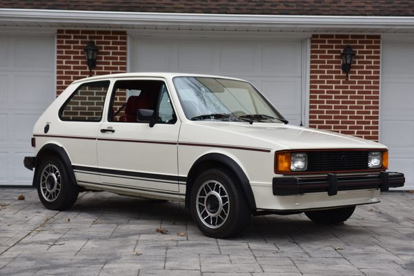 Shift Gears In A Turbo 1983 Volkswagen Rabbit GTI With 19K Actual Miles