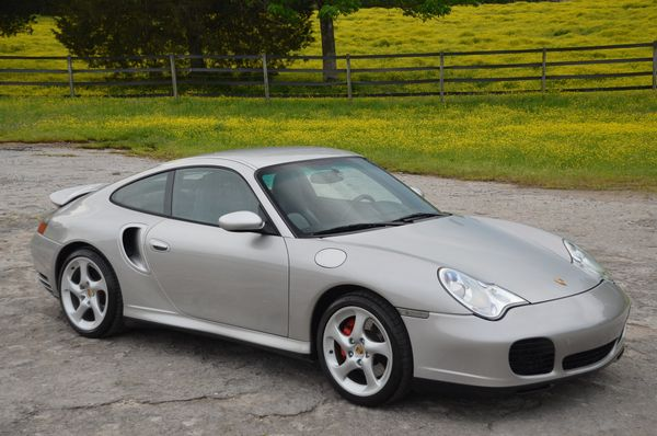 Own A Fiery 2002 Porsche 911 Turbo