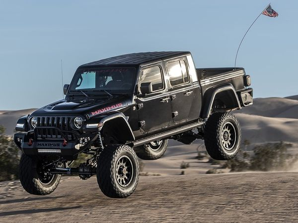 Hennessey Maximus Rocks The Jeep World