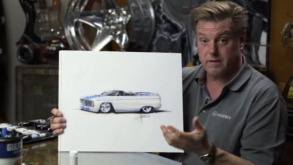 Chip Foose Redesigns The First-Gen Ford Bronco