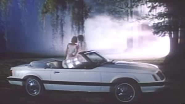 These 1984 Ford Mustang Commercials Are Solid Gold